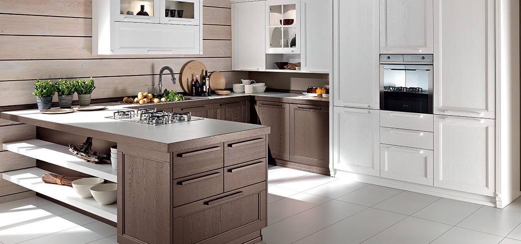 Cucine classiche mobili da cucina astra for Cucina italiana mobili