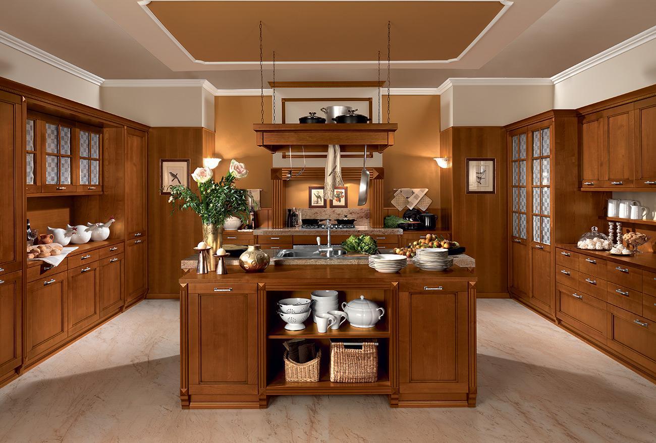 Veneta Cucine Modello California.Cucina California Cucine Classiche Astra