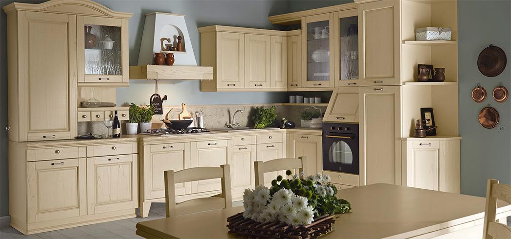 Cucine classiche mobili da cucina astra - Immagini di cucine classiche ...