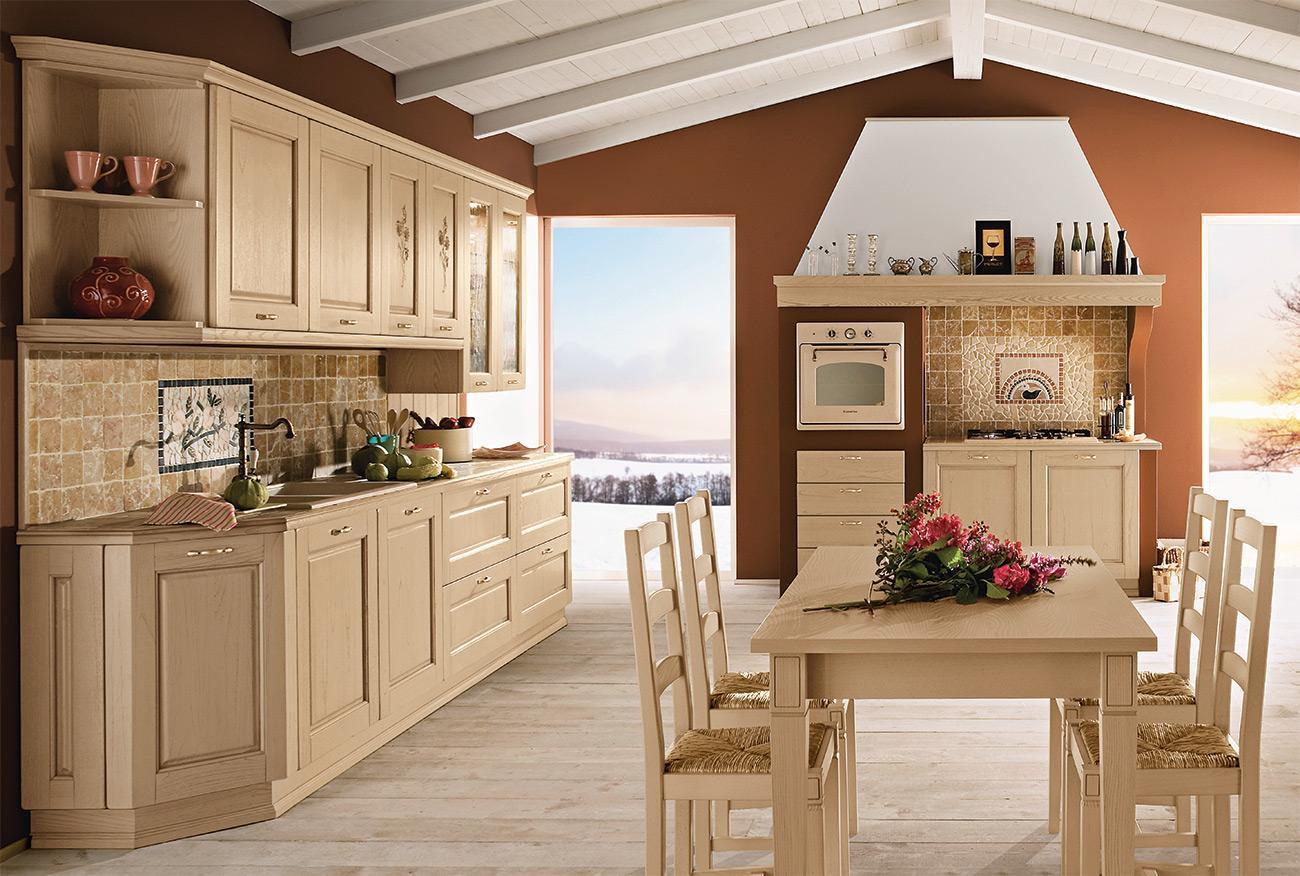 Cucina Aurora | Cucine Classiche | Astra
