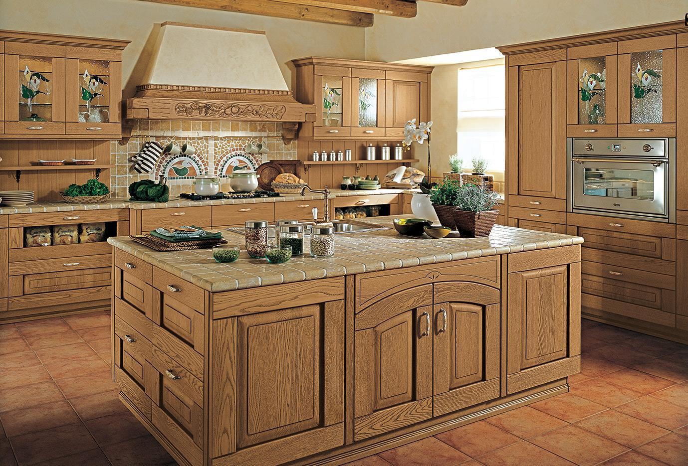 Cucina Fiorenza | Cucine Classiche | Astra