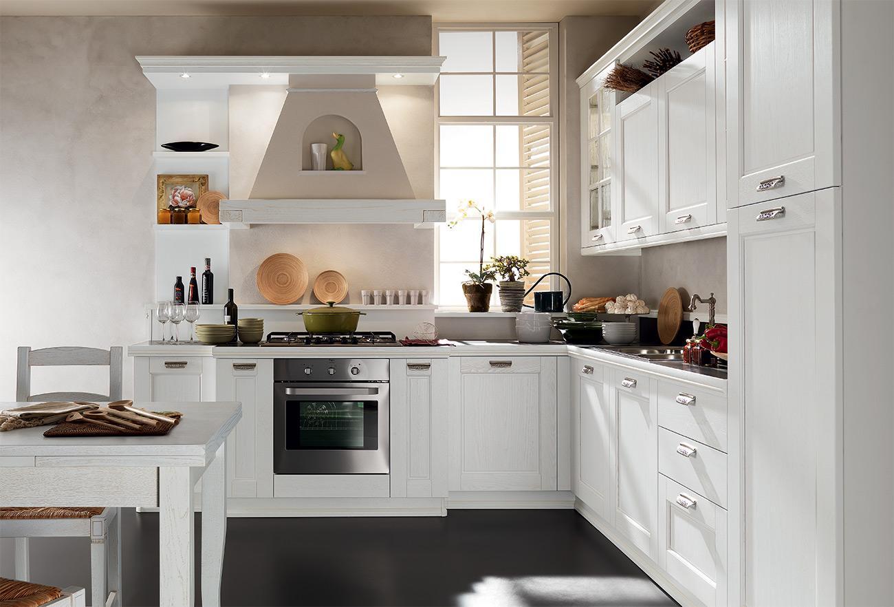Cucina Epoca | Cucine Classiche | Astra