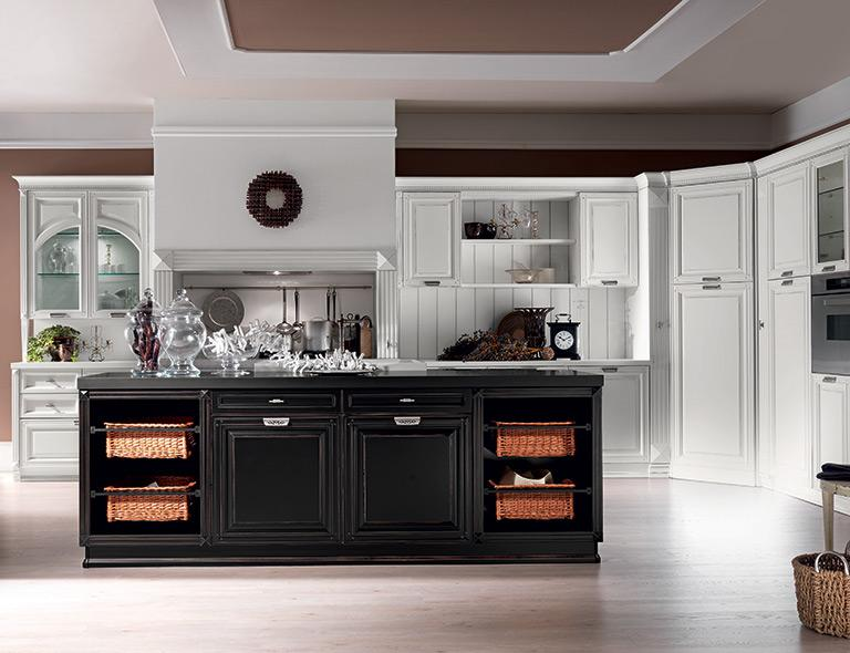 Pegaso Kitchen | Classic Kitchen | ASTRA