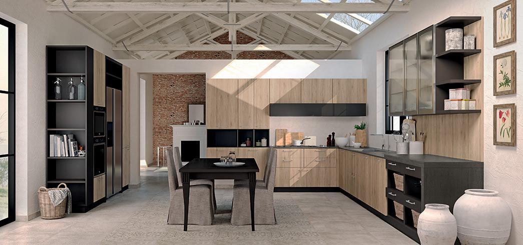 Cucine Moderne  Mobili da Cucina  ASTRA