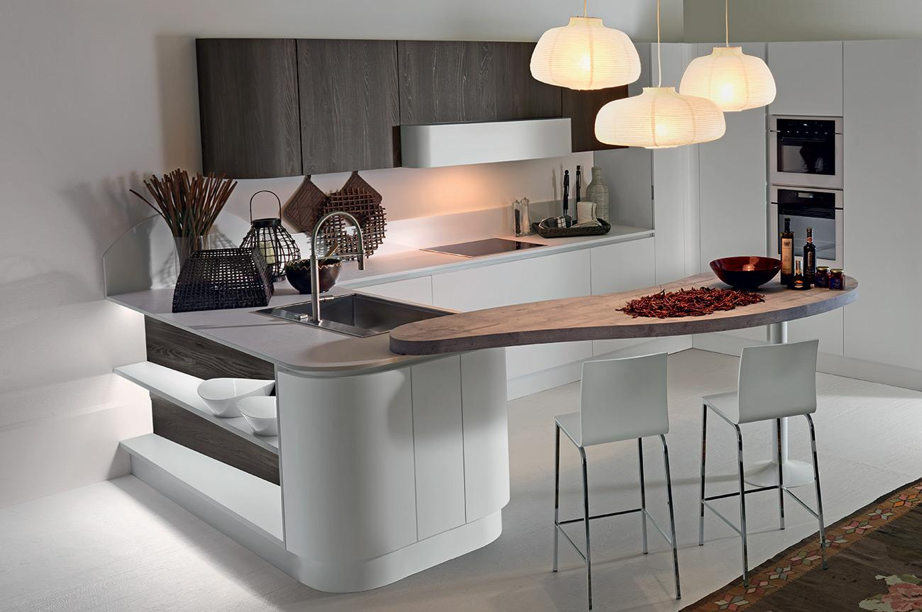 Cucina Sp 22 | Cucine Moderne | Astra