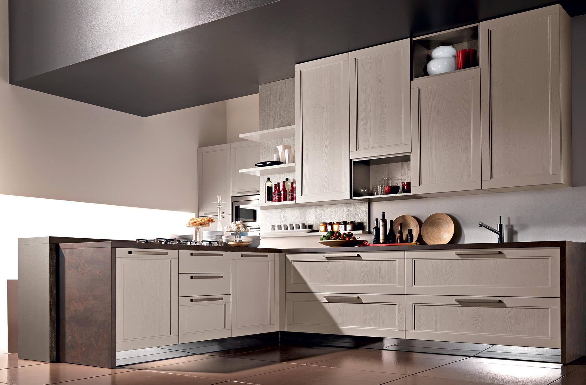 Cucine on line trendy kitchen decorating outlet veneta for Cucine on line outlet