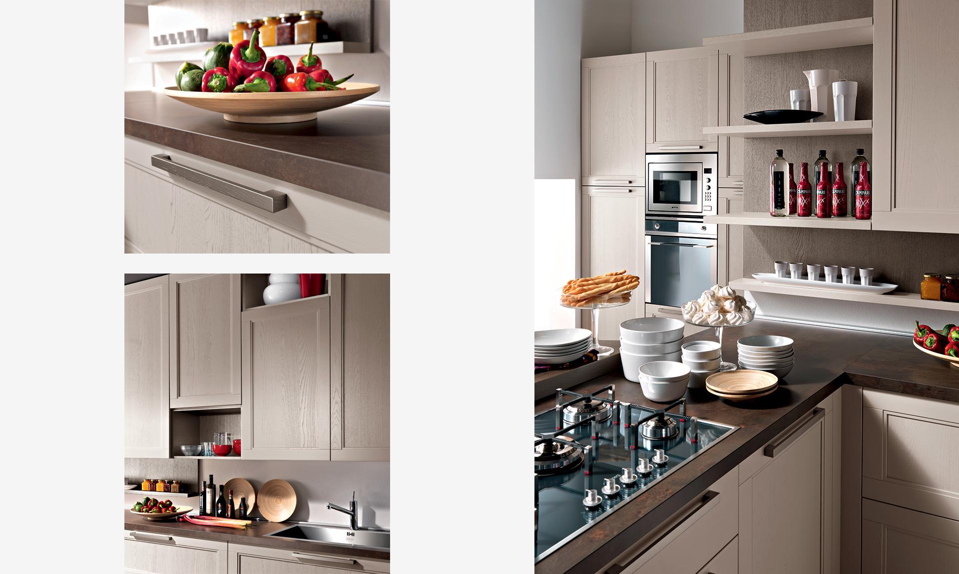 Cucina Old Line | Cucine Moderne | Astra