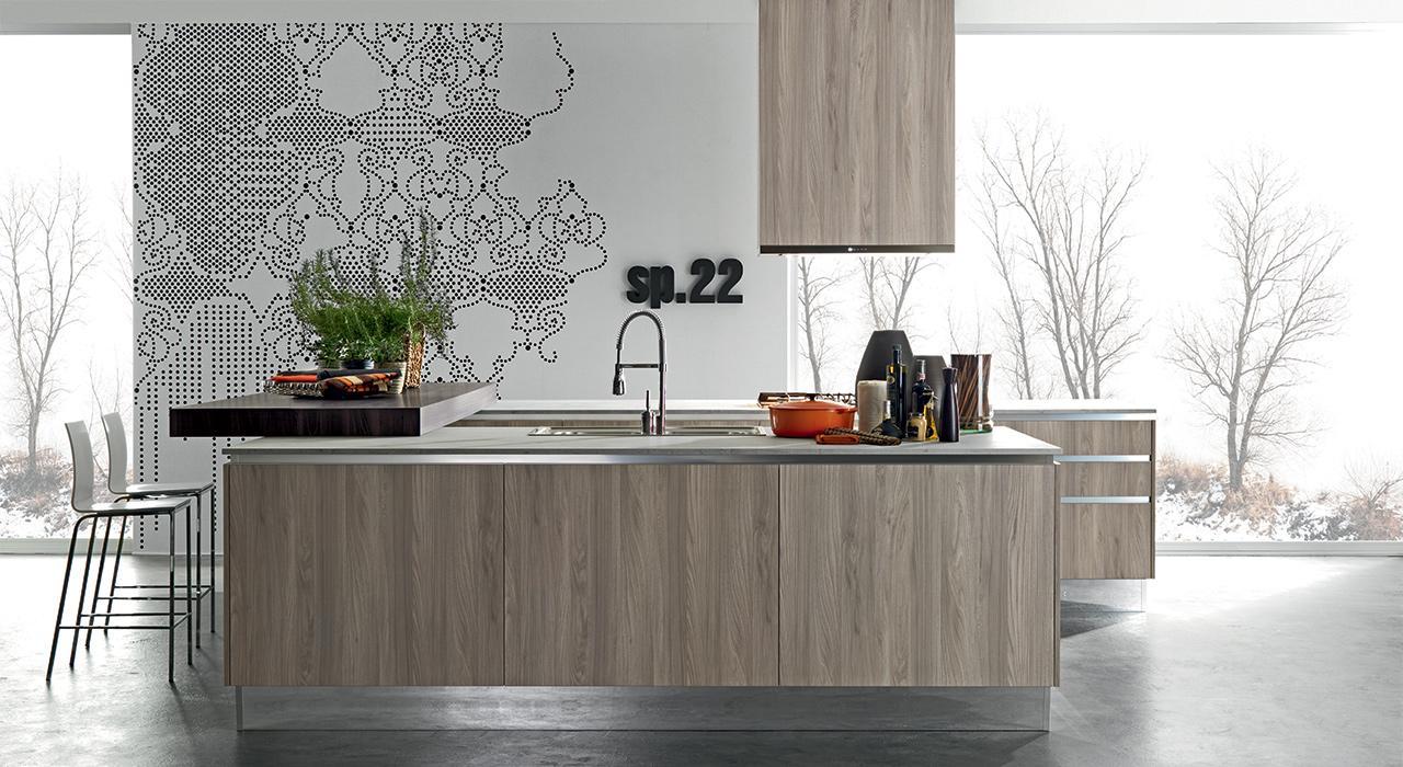Astra cucine design moderne e classiche for Cucine designer