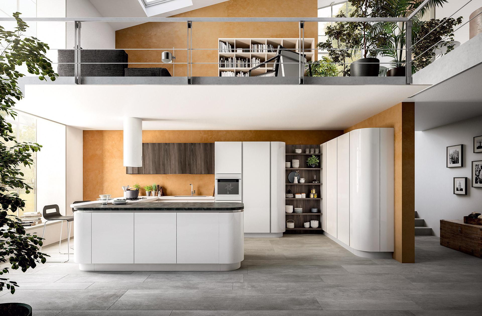 Cucina xxl vol 3 cucine design astra for Cucine arredo 3 rivenditori