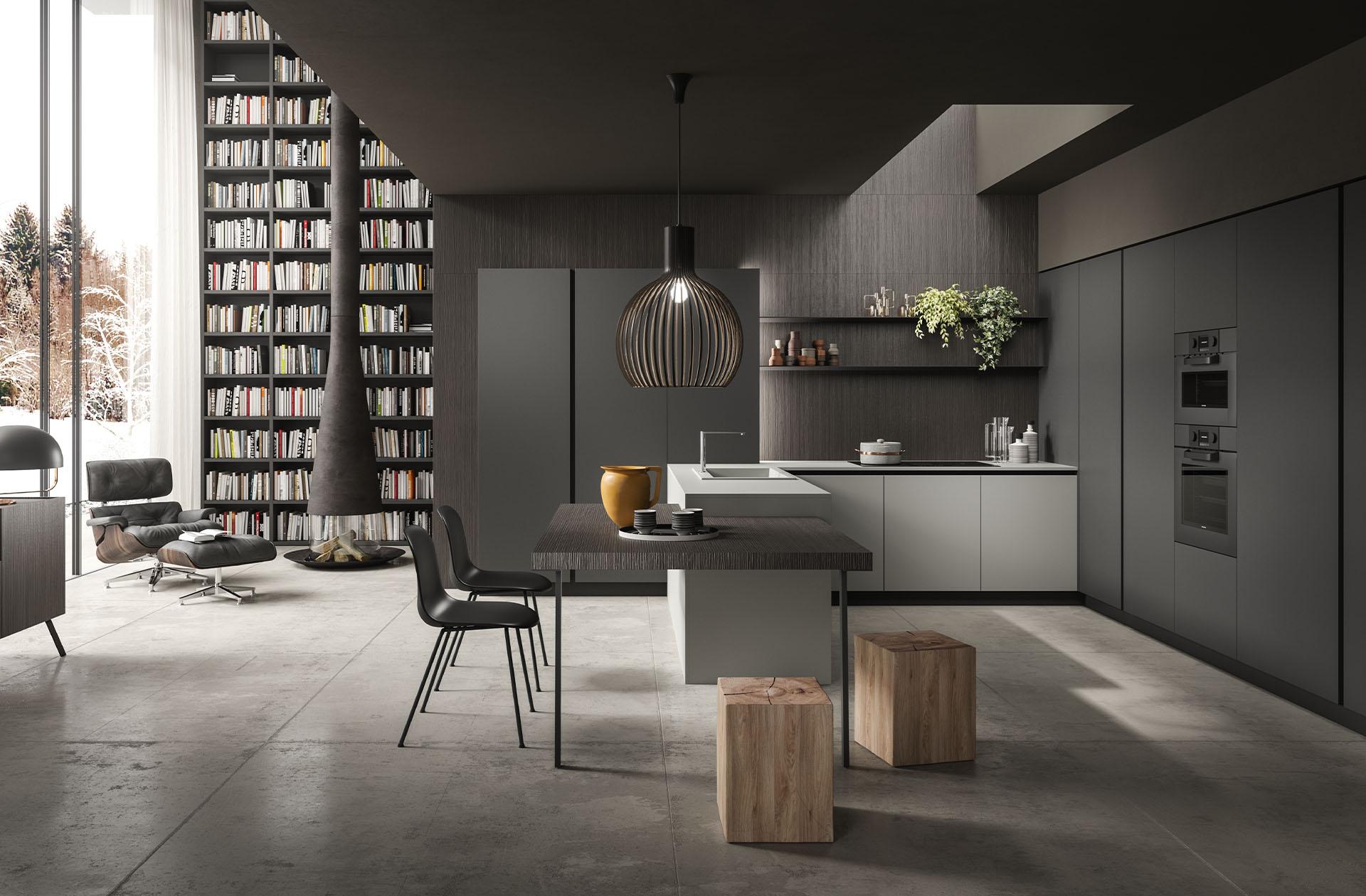Cucina ZEN | Cucine Moderne | Astra