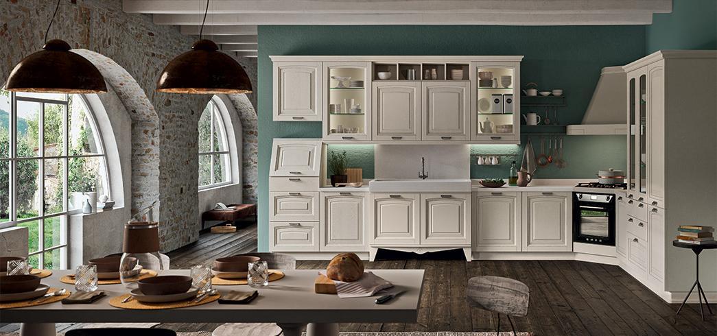 Cucine Classiche | Mobili da Cucina | ASTRA