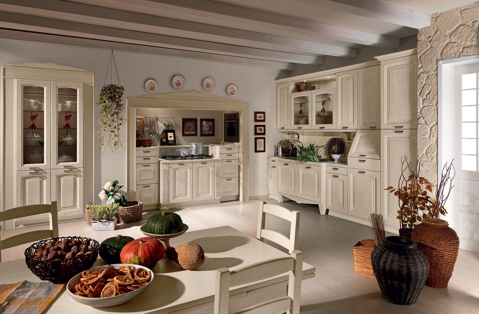 Cucina Ducale | Cucine Classiche | Astra