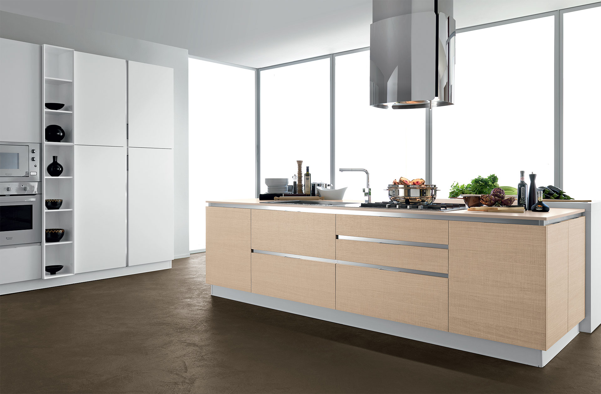Modern Kitchen | Kitchen Cabinetry | ASTRA