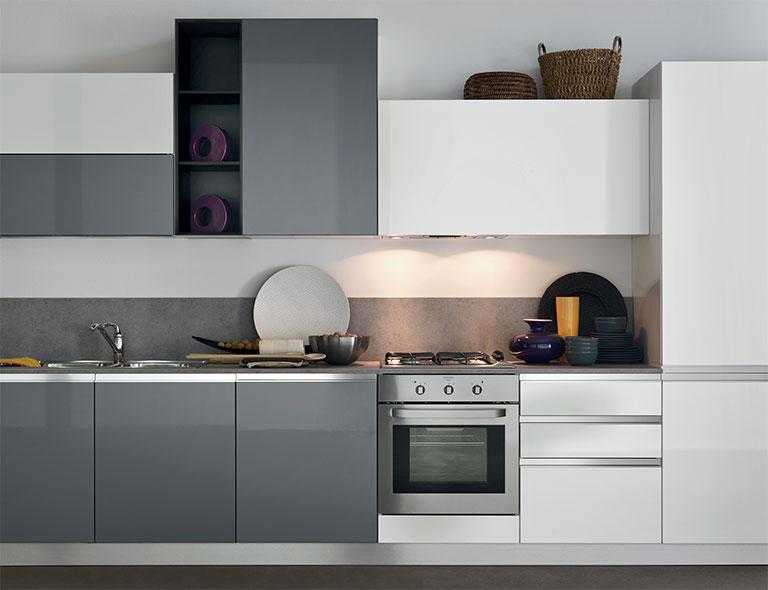 Cucina vela cucine moderne astra - Cucine astra prezzi ...