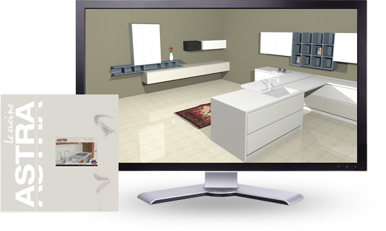 Mediadesign astra - Configuratore 3d bagno ...